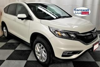 Used 2016 Honda CR-V EX - Clean CarFax, One Owner for sale in Cornwall, ON