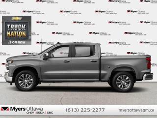 New 2021 Chevrolet Silverado 1500 for sale in Ottawa, ON