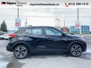 Used 2019 Nissan Kicks SV FWD  -  Alloy Wheels -  Fog Lights for sale in Ottawa, ON