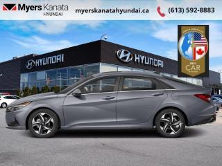 New 2021 Hyundai Elantra Ultimate IVT  - $199 B/W for sale in Kanata, ON