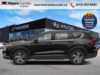 New 2021 Hyundai Santa Fe Essential AWD  - $246 B/W for sale in Kanata, ON