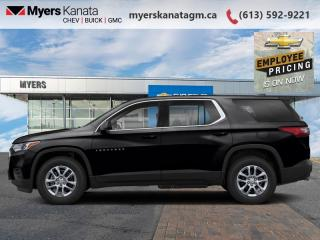 New 2021 Chevrolet Traverse LS for sale in Kanata, ON