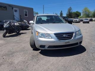 Used 2009 Hyundai Sonata GLS for sale in Stittsville, ON