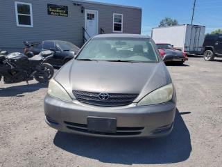 Used 2002 Toyota Camry LE V6 for sale in Stittsville, ON