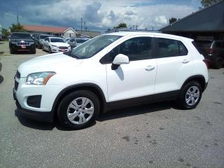 Used 2013 Chevrolet Trax LS FWD for sale in Leamington, ON