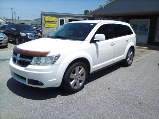 Used 2009 Dodge Journey SXT for sale in Leamington, ON