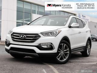 Used 2017 Hyundai Santa Fe Sport 2.0T Limited  - Sunroof for sale in Kanata, ON