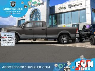 New 2021 RAM 3500 Laramie  - Leather Seats - $614 B/W for sale in Abbotsford, BC