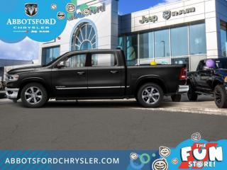 Used 2021 RAM 1500 Limited  -  Navigation - Low Mileage for sale in Abbotsford, BC