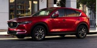 New 2021 Mazda CX-5 Signature for sale in Vancouver, BC