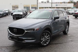 New 2021 Mazda CX-5 GT for sale in Vancouver, BC