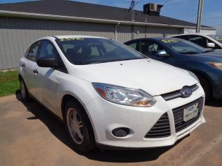 Used 2013 Ford Focus S (WHOLESALE) for sale in Charlottetown, PE