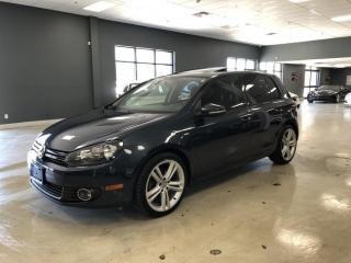 Used 2013 Volkswagen Golf 2.5L*WOLFSBURG EDITION*LOW KM*NO ACCIDENTS* for sale in North York, ON