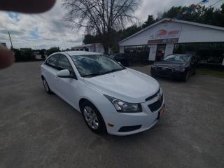 Used 2012 Chevrolet Cruze LT for sale in Barrie, ON