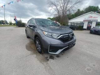Used 2020 Honda CR-V Sport for sale in Barrie, ON