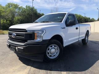 Used 2018 Ford F-150 XL REG CAB 2WD for sale in Cayuga, ON