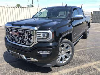 Used 2018 GMC Sierra 1500 Denali CREW 4WD for sale in Cayuga, ON