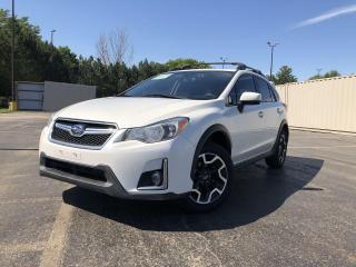 Used 2017 Subaru XV Crosstrek SPORT pzev AWD for sale in Cayuga, ON