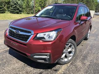 Used 2017 Subaru Forester Limited PZEV AWD for sale in Cayuga, ON