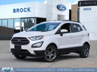 Used 2018 Ford EcoSport SES for sale in Niagara Falls, ON