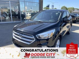 Used 2017 Ford Escape SE- 4WD,Heated Seats, Back Up Camera for sale in Saskatoon, SK
