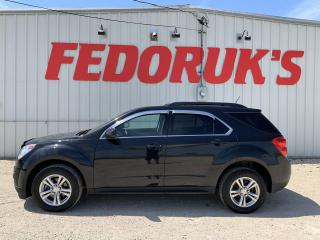 Used 2015 Chevrolet Equinox 1LT 2WD for sale in Headingley, MB