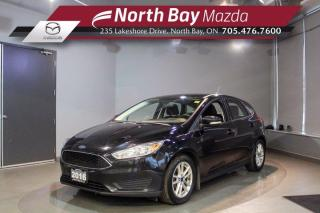 Used 2016 Ford Focus SE - Heated Steering Wheel - Bluetooth - Cruise for sale in North Bay, ON