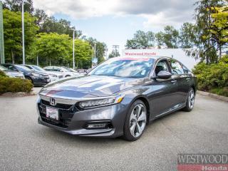 Used 2019 Honda Accord Sedan Touring for sale in Port Moody, BC