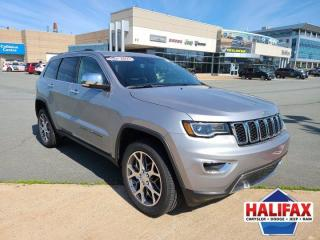 New 2021 Jeep Grand Cherokee Limited for sale in Halifax, NS