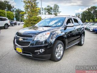 Used 2013 Chevrolet Equinox LTZ AWD for sale in Port Moody, BC