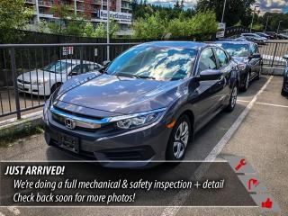 Used 2017 Honda Civic SEDAN LX for sale in Port Moody, BC
