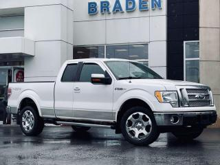 Used 2010 Ford F-150 Lariat for sale in Kingston, ON