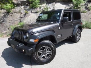 Used 2019 Jeep Wrangler Sport S for sale in Halifax, NS
