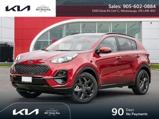 New 2022 Kia Sportage LX Nightsky Edition DONT WAIT PICK UP TODAY for sale in Mississauga, ON