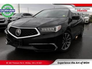 Used 2019 Acura TLX Technology Package   Automatic for sale in Whitby, ON
