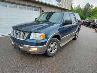 Used 2004 Ford Expedition Eddie Bauer for sale in Orillia, ON