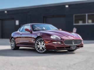 Used 2006 Maserati Coupe Cambiocorsa for sale in Toronto, ON