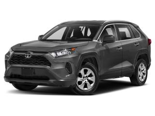 New 2021 Toyota RAV4 LE FWD for sale in Williams Lake, BC