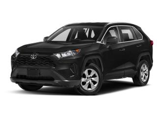 New 2021 Toyota RAV4 LE for sale in Williams Lake, BC