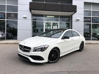 Used 2018 Mercedes-Benz CLA 250 4MATIC Coupe for sale in Calgary, AB