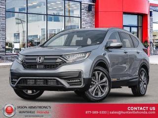 New 2021 Honda CR-V Touring for sale in Huntsville, ON