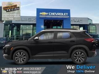 New 2021 Chevrolet TrailBlazer LS -  Android Auto for sale in Burlington, ON