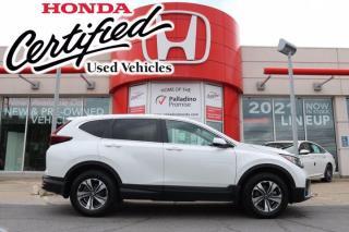 Used 2020 Honda CR-V LX - HONDA CERTIFIED - RATES STARTING @ 3.69% - for sale in Sudbury, ON