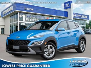 New 2022 Hyundai KONA for sale in Port Hope, ON