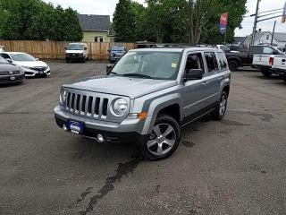 Used 2017 Jeep Patriot Sport/North for sale in Sarnia, ON