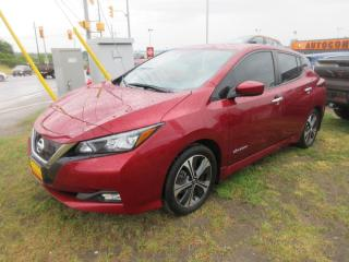 Used 2018 Nissan Leaf for sale in Peterborough, ON