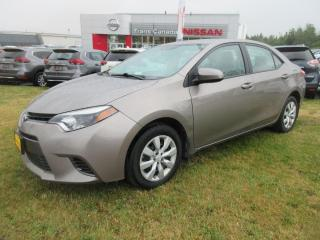 Used 2015 Toyota Corolla for sale in Peterborough, ON