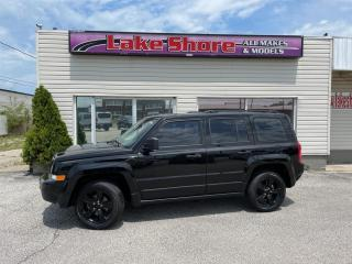 Used 2015 Jeep Patriot Sport/North Altitude for sale in Tilbury, ON