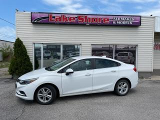 Used 2017 Chevrolet Cruze LT Auto LT for sale in Tilbury, ON
