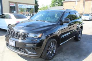 Used 2019 Jeep Grand Cherokee Limited X for sale in Brampton, ON
